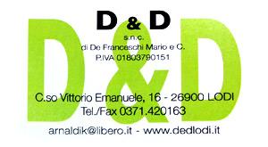 D&D Lodi